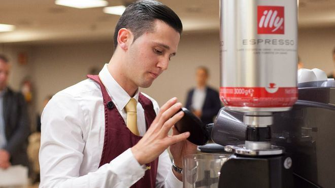 Berk Krassimirov gana el Maestro del Espresso Junior del 2018