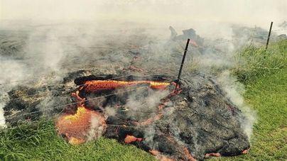 La nube de cenizas del volcán Kilauea activa la alerta roja en Hawái