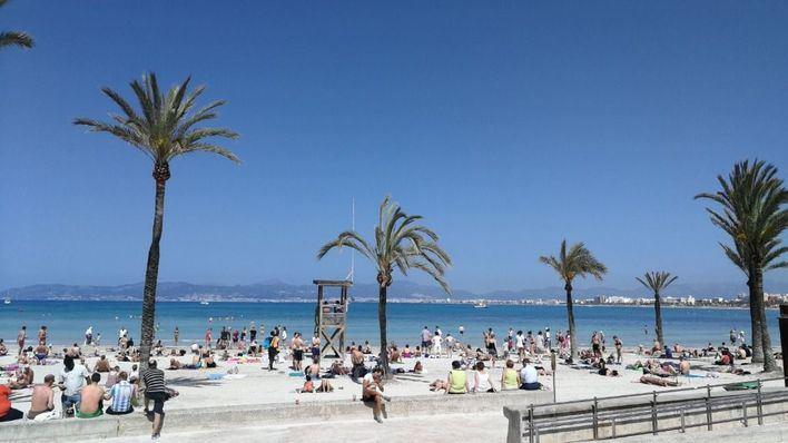 Vuelve el buen tiempo en Mallorca