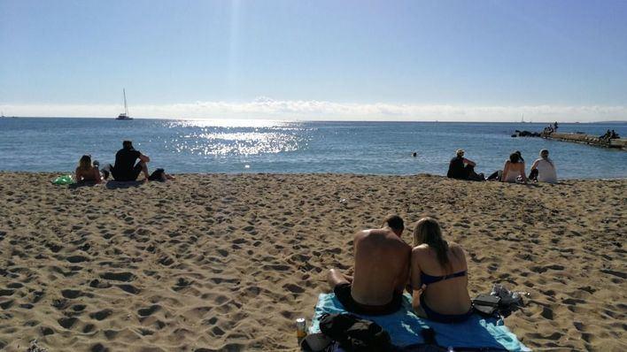 Cielos despejados y temperaturas en ascenso en Mallorca