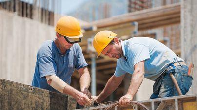 El 40 por ciento de los profesionales del sector de la construcción en Balears son autónomos