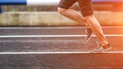 La práctica de deporte semanal crece un nueve por ciento