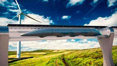 Los viajes en el transporte ultrarrápido Hyperloop costarán un dólar