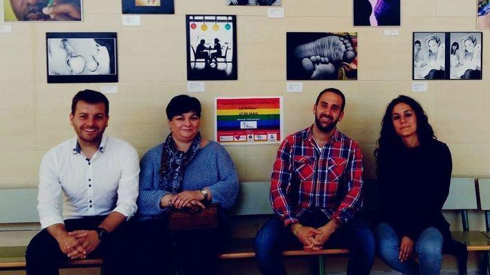 Binissalem y Ben Amics realizan actividades de sensibilización LGTBI
