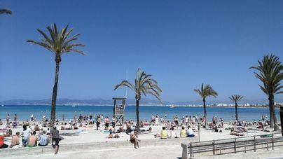 Sol y buen tiempo este sábado en Balears