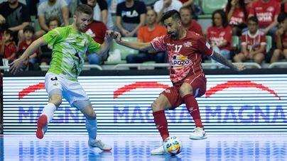 El Palma Futsal pierde en Murcia pero cierra curso con la cabeza bien alta