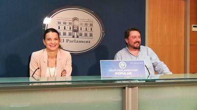 El PP pedirá en el Parlament fiscalizar la contabilidad de PSIB y Més en las elecciones de 2015