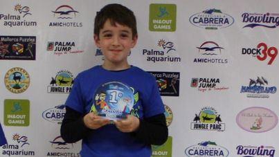 700 niños participan en el VIII Campeonato de Cálculo Mental de Mallorca