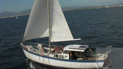 Salvamento Marítimo busca a un velero de 12 metros desaparecido el jueves con un tripulante