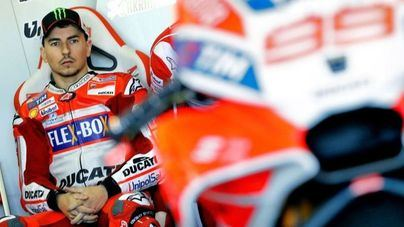 Lorenzo, sexto en MotoGP y Mir tercero en Moto2