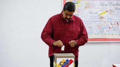 Maduro gana las presidenciales de Venezuela