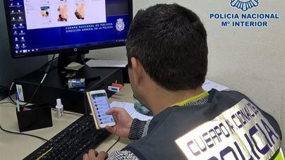 Un detenido en Palma por compartir pornografía infantil a través de internet