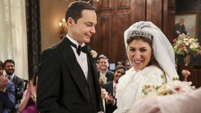 Bombazo en Big Bang Theory: ¡Amy y Sheldon se casan!