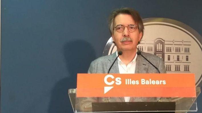 Pericay preguntará a Armengol qué le parece que Pedro Sánchez apoye prolongar el 155 en Cataluña