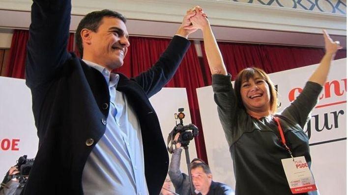 """Al PSIB no le gusta la idea de prorrogar el 155 y dice que es una """"discrepancia sana"""" con Sánchez"""