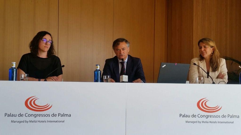 Meliá cifra en 9,4 millones el impacto económico del Palau de Congressos en 2017