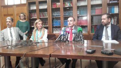 Más del 53 por ciento de jueces y fiscales de Balears secundan la huelga para pedir más medios