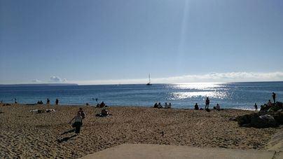 Sol y temperaturas altas este miércoles en Balears