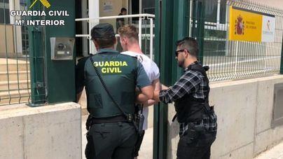 Libertad bajo fianza para los cuatro británicos que provocaron el incendio en un hotel de Magaluf