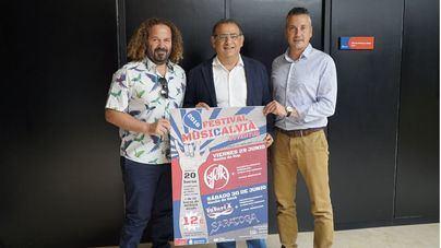SFDK, Saratoga y Lujuria actuarán en el Festival MusiCalvià