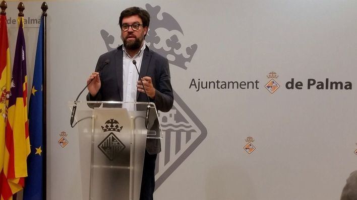 """Carta de Noguera a las plataformas de alquiler para pedir que """"cumplan la legalidad"""" en Palma"""