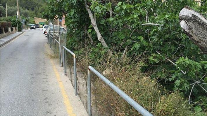 Completan la mejora de la Calle Levante en el Puerto de Andratx