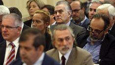 Caso Gürtel: 52 años de cárcel a Correa, 33 años a Bárcenas y una multa de 245.000 euros al PP