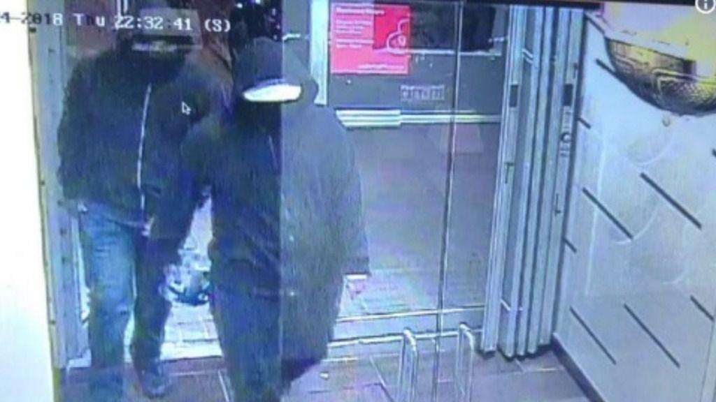 Buscan a dos sospechosos de poner una bomba en un restaurante de Canadá