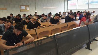 415 aspirantes a policía local se examinan de conocimientos generales para cubrir 161 plazas