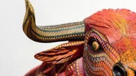 Traen la colección de arte que inspiró la película 'Coco' de Pixar