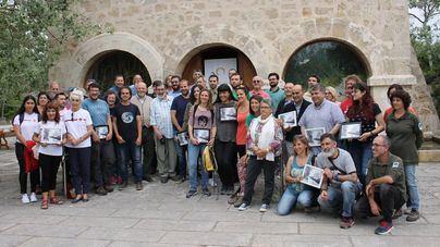 El parque natural de S'Albufera homenajea al voluntariado en su 30 aniversario