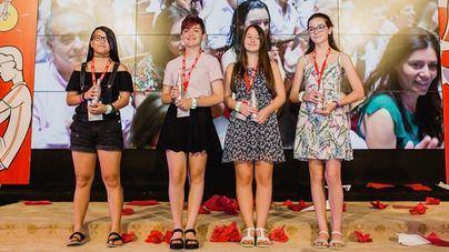 La Fundación Coca-Cola entrega los premios de Jóvenes Talentos de Relato Corto