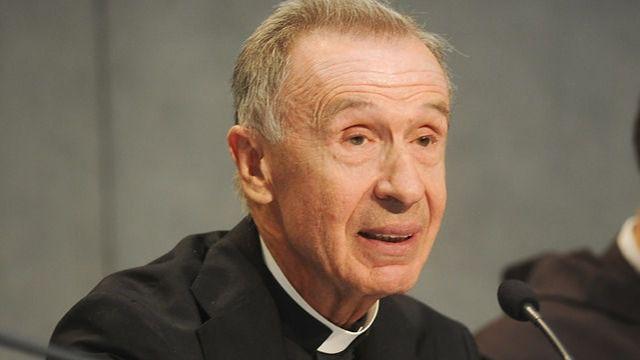 Piden homenajear al arzobispo Ladaria por su nombramiento