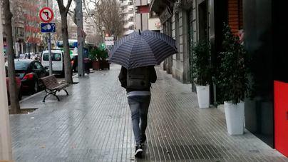 Previsión de lluvias, acompañadas de barro, y tormentas ocasionales
