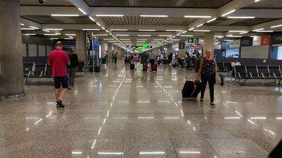 Retrasos de hasta cinco horas en los vuelos de Son Sant Joan por la huelga de controladores franceses