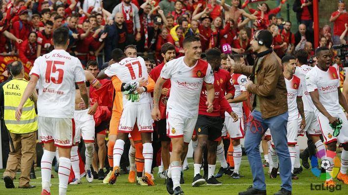 VÍDEO: El Mallorca vuelve a Segunda División