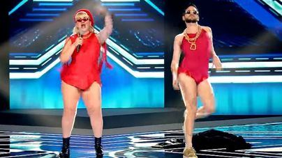 Glitch Gyals vuelve a Factor X con 'Muslona', su nuevo hit viral