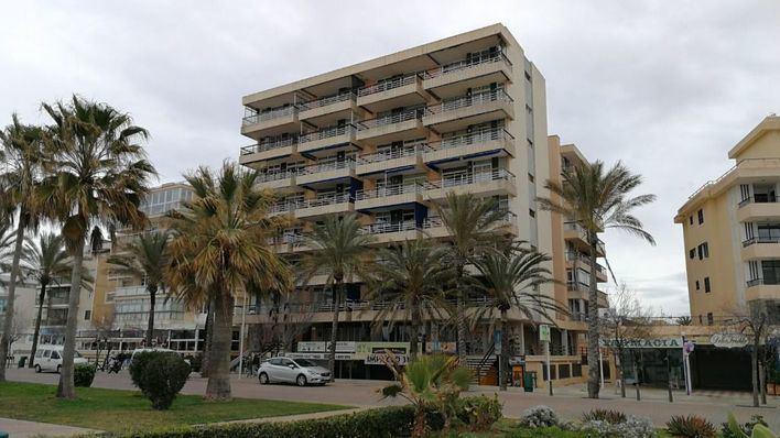Imagen de uno de los hoteles de s'Arenal-Platja de Palma