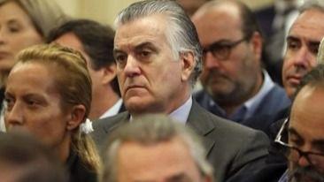 El tribunal ordena prisión sin fianza para Bárcenas, Ortega y López Viejo