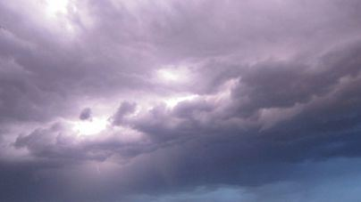 Intervalos nubosos y probabilidad de algún chubasco en Mallorca
