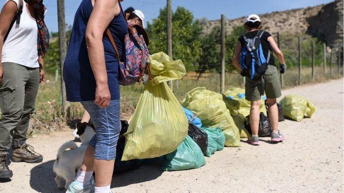 Ecoembes suma más de 200 puntos de limpieza en entornos naturales