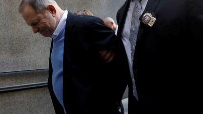 Harvey Weinstein imputado por violación