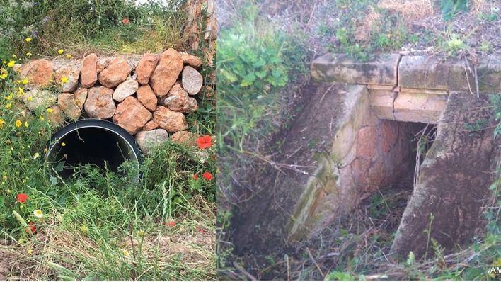 Denuncian que Santa Eugènia destruye patrimonio ferroviario