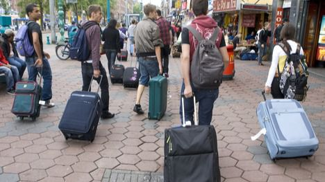Baleares recibe en abril un 10 por ciento menos de turistas alojados en apartamentos turísticos