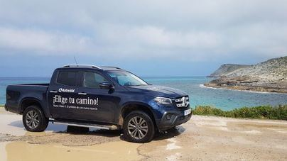 La gama de furgonetas de Mercedes-Benz, en Duran Calviá
