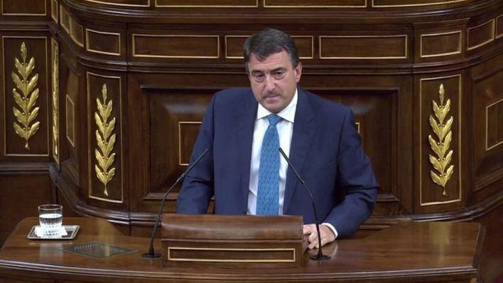 El PNV votará sí a la moción de censura