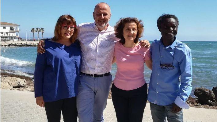 Ensenyat, Santiago, Balboa y Busquets presentan sus candidaturas a las primarias resaltando su