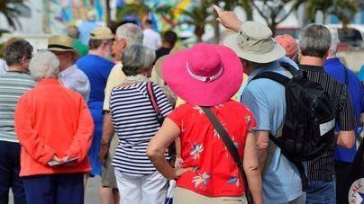 Balears recibe 1,6 millones de turistas extranjeros hasta abril, con 1.513 millones de gasto