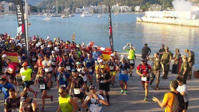 Mallorca, escenario de la II carrera de montaña 'Desafío Fuerzas Armadas'