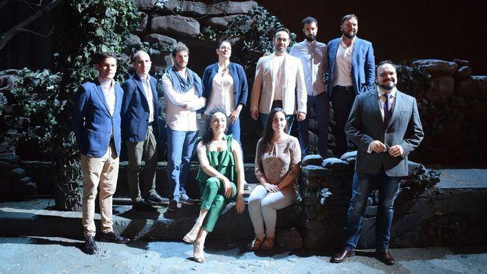 La ópera 'Norma' de Bellini clausura la temporada del Principal